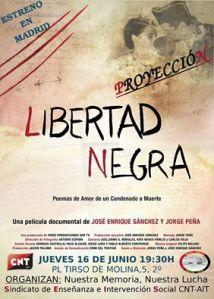 libertad negra, cnt